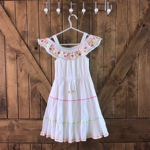 Beautiful and flowing jobs Michelle dress